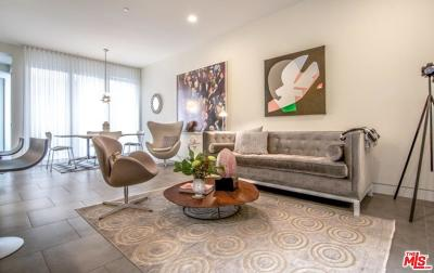 Santa Monica Condo/Townhouse For Sale: 853 21st Street #104