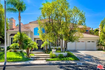 Calabasas Single Family Home For Sale: 5415 Collingwood Circle