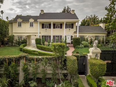 Los Angeles Single Family Home For Sale: 345 South Rossmore Avenue