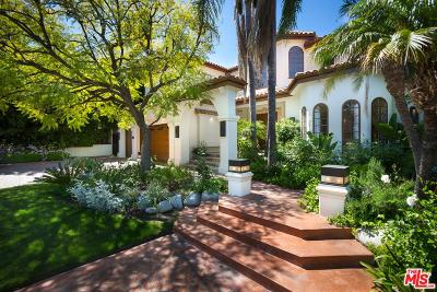 Beverly Hills Single Family Home For Sale: 3367 Clerendon Road