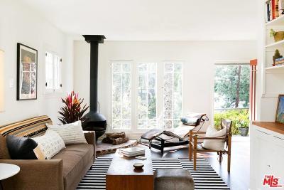 Studio City Single Family Home For Sale: 3676 Buena Park Drive