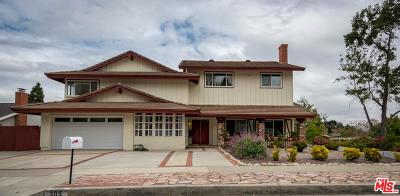 Thousand Oaks Single Family Home For Sale: 305 Massey Street