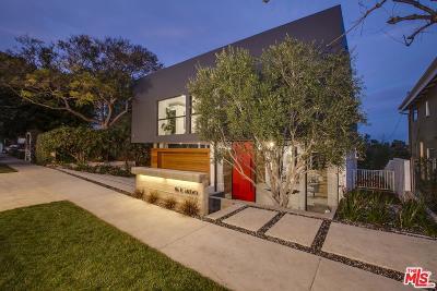 Pacific Palisades Single Family Home For Sale: 716 El Medio Avenue