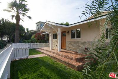 Pacific Palisades Single Family Home For Sale: 561 Paseo Miramar