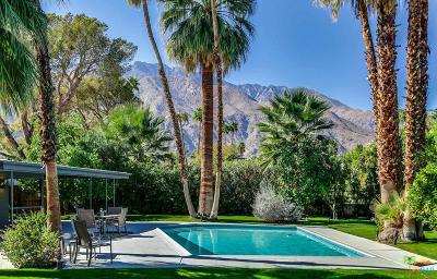Palm Springs Single Family Home For Sale: 780 East Paseo El Mirador