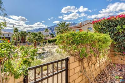 Palm Springs Condo/Townhouse For Sale: 1457 Yermo Drive
