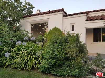 Single Family Home For Sale: 2634 South Halm Avenue
