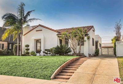 Single Family Home For Sale: 137 North Gardner Street