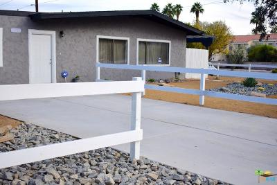 Cathedral City Single Family Home For Sale: 33972 Navajo Trail