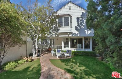 Los Angeles Single Family Home For Sale: 237 South Carmelina Avenue