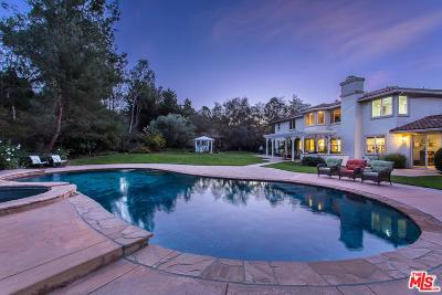Camarillo Single Family Home For Sale: 1760 Calle Tierra Vista