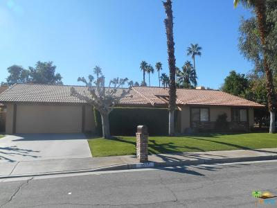 Palm Springs Single Family Home For Sale: 3557 Las Pampas Way
