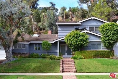 Los Angeles Single Family Home For Sale: 1359 Jonesboro Drive