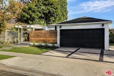 Culver City Single Family Home For Sale: 11454 Culver Park Drive