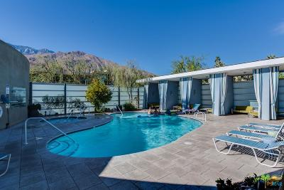 Palm Springs Condo/Townhouse For Sale: 1010 East Palm Canyon Drive #102