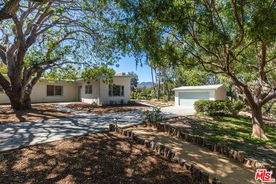Malibu Single Family Home For Sale: 28815 Bison Court