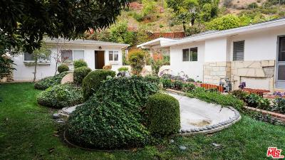 Beverly Hills Single Family Home For Sale: 9495 Gloaming Drive
