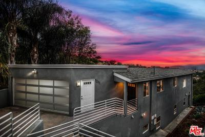 Los Angeles County Single Family Home For Sale: 7211 Woodrow Wilson Drive