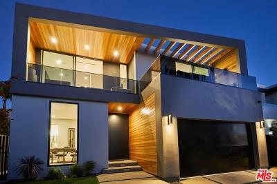 Los Angeles Single Family Home For Sale: 740 North Curson Avenue