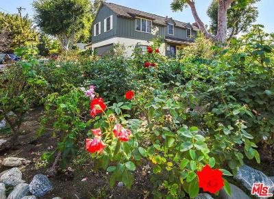 Sunset Strip - Hollywood Hills West (C03) Single Family Home For Sale: 3327 Bennett Drive