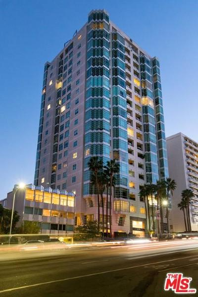 Los Angeles Condo/Townhouse For Sale: 10380 Wilshire #1603