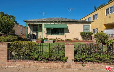 Venice Single Family Home For Sale: 553 Sunset Avenue