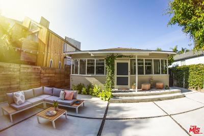 Venice Single Family Home For Sale: 615 Coeur D Alene Avenue