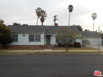 Los Angeles CA Single Family Home For Sale: $540,000
