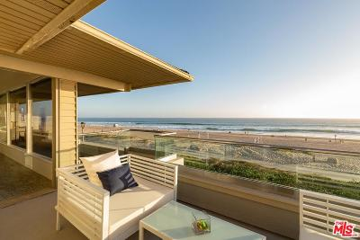 Manhattan Beach Single Family Home For Sale: 2722 The Strand