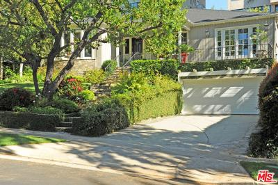 Pacific Palisades Single Family Home For Sale: 556 Catalonia Avenue