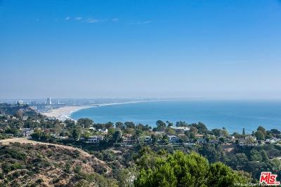 Pacific Palisades Single Family Home For Sale: 557 Catalonia Avenue