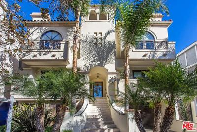 Los Angeles County Condo/Townhouse For Sale: 744 North Alfred Street #103
