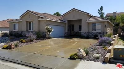 Palmdale Single Family Home For Sale: 4010 Woburn Court