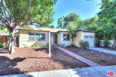 Single Family Home For Sale: 11969 Victoria Avenue