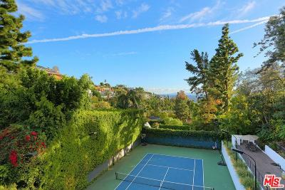 Los Angeles Single Family Home For Sale: 8672 Hollywood