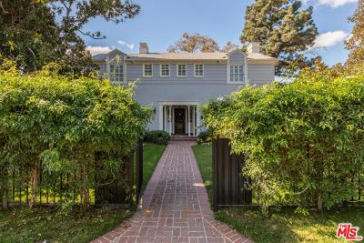 Toluca Lake Single Family Home For Sale: 4619 Arcola Avenue