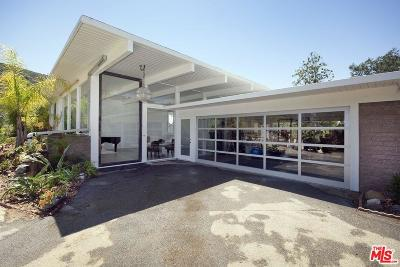 Calabasas Single Family Home For Sale: 2200 Cold Canyon Road