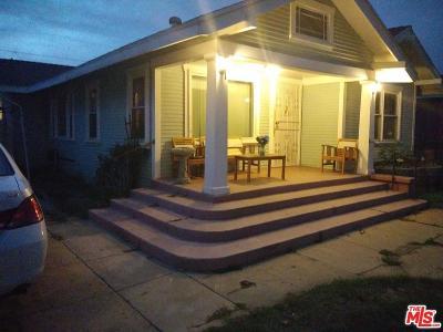 Long Beach Single Family Home For Sale: Lemon Avenue
