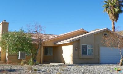 Desert Hot Springs Single Family Home For Sale: 9607 Vista Del Valle