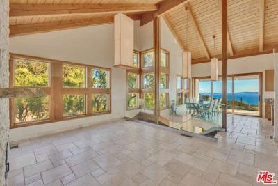 Topanga Single Family Home For Sale: 2400 Tuna Canyon Road