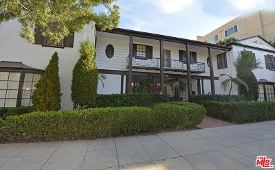 Beverly Hills Rental For Rent: 9936 Durant Drive #D