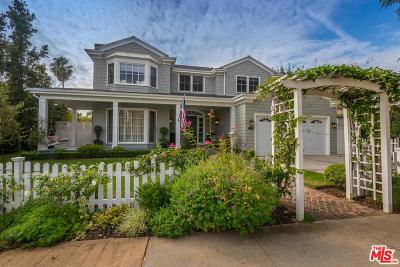 Pacific Palisades Single Family Home For Sale: 357 North Grenola Street