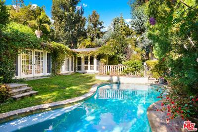 Los Angeles Single Family Home For Sale: 1969 Mandeville Canyon Road