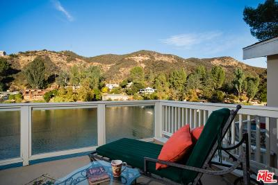 Malibu Single Family Home For Sale: 28935 South Lakeshore Drive