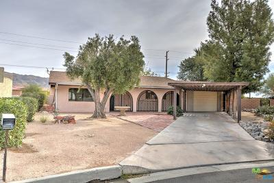Desert Hot Springs Single Family Home For Sale: 9980 Hoylake Road