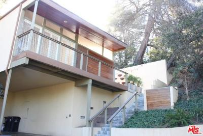 Los Angeles Single Family Home For Sale: 3510 North Knoll Drive