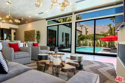 Palm Springs Rental For Rent: 2033 East Belding Drive