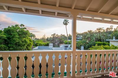 Single Family Home For Sale: 6010 Graciosa Drive