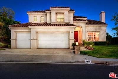 Woodland Hills Single Family Home For Sale: 5956 Vista De La Luz