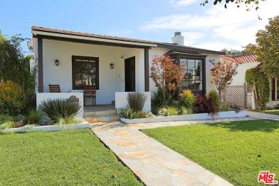 Los Angeles County Single Family Home For Sale: 550 North Irving Boulevard
